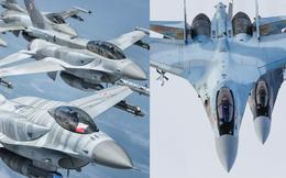 """Đối đầu F-16V Đài Loan, Su-35 Trung Quốc liệu có """"nếm trái đắng""""?"""