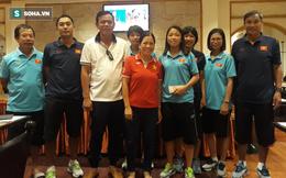 """Nữ Việt Nam nhận được liều """"doping"""" lớn trước trận chung kết với Thái Lan"""