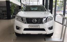 Xe bán tải Nissan Navara mới sắp ra mắt tại thị trường Việt Nam