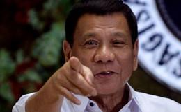 TT Duterte cứng rắn bất ngờ về phán quyết biển Đông: Ông Tập muốn nghe hay không thì vẫn phải nói