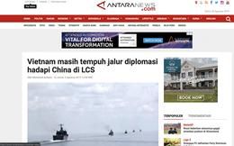 Báo chí Indonesia chỉ ra hành động sai trái của Trung Quốc ở Biển Đông