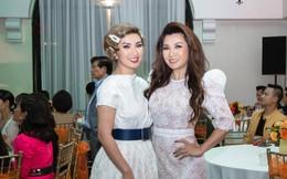Nguyễn Hồng Nhung hội ngộ vợ cũ Bằng Kiều