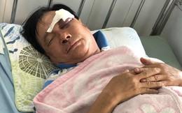 Cha vợ bị con rể cầm chai bia đánh bầm mắt ở quán nhậu