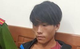 Lào Cai: Nam thanh niên cầm kiếm vào cướp ngân hàng bị khống chế tại chỗ