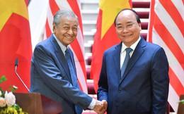 Toàn cảnh lễ đón Thủ tướng Malaysia 94 tuổi thăm chính thức Việt Nam