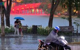 Thời tiết hôm nay (27/8): Bắc bộ mưa dông, đề phòng lốc xoáy và mưa đá