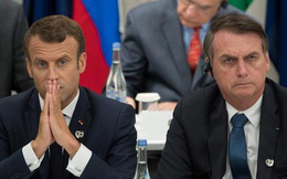 Gồng mình đối phó với cháy rừng, Brazil vẫn từ chối sự hỗ trợ của G7