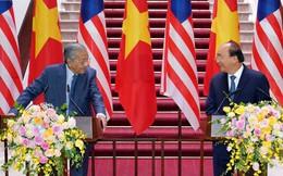 Việt Nam-Malaysia nhất trí khuyến khích hợp tác khai thác dầu khí