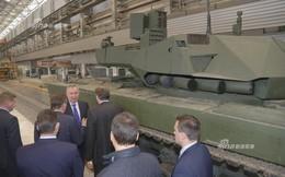 Báo TQ đưa tin Nga có thể sắp bán tăng Armata cho Ấn Độ: Liệu số lượng có tới 1.700 chiếc?