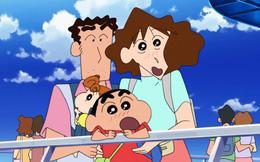 """Shin - cậu bé bút chì quay trở lại, lợi hại gấp bội trong """"Chuyến Trăng Mật Bão Táp - Giải cứu bố Hiroshi"""""""