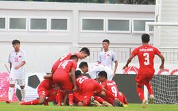 """Ngược dòng không tưởng, Việt Nam đánh bại Myanmar để cùng """"ngồi chiếu trên"""" với Hàn Quốc"""