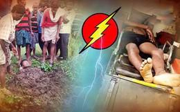 May mắn sống sót khi bị sét đánh nhưng người đàn ông lại chết vì cách chữa bệnh kỳ quái này của dân làng
