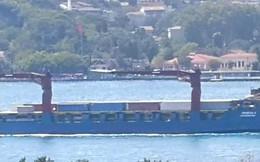 """Tàu vận tải quân sự Nga ùn ùn tiếp """"hàng nóng"""" cho Syria: Trận đánh rất lớn sắp bắt đầu"""