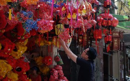 """Hàng Mã rực rỡ sắc màu, đồ chơi """"made in Việt Nam"""" lên ngôi Trung thu 2019"""