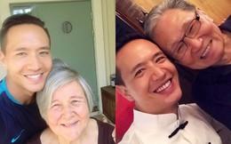 Gia cảnh của bố mẹ Kim Lý tại Thụy Điển