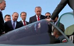 Từ Moscow: Lần đầu tiên trong lịch sử TT Putin cùng TT Erdogan dự MAKS - Vali hạt nhân kè kè bên cạnh
