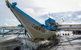 Chủ tàu Trung Quốc đâm chìm tàu Philippines gửi thư xin lỗi sát giờ ông Duterte sang Bắc Kinh