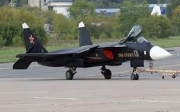 """""""Đại bàng vàng"""" Su-47 xuất hiện tại MAKS-2019"""