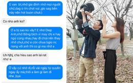 """Thanh niên nhắn tin tán tỉnh bị từ chối """"phũ"""" và cái kết sau 2 năm khiến nhiều người bất ngờ"""