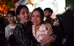 Cháy Công ty Rạng Đông: Gần 40 năm qua chưa bao giờ chứng kiến vụ cháy nào kinh khủng như vậy