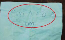 """Bé trai bị bỏ rơi kèm lời nhắn """"Con anh đó anh Hưng"""": Mười mấy người đến nhận nuôi"""