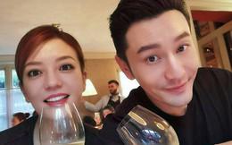 Giữa tin đồn ly hôn Angelababy, Huỳnh Hiểu Minh xuất hiện thân thiết bên Triệu Vy
