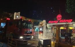 Sau cháy lớn, Rạng Đông công bố thiệt hại 150 tỷ đồng