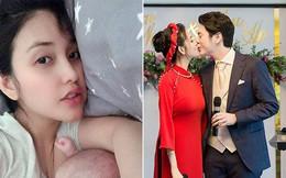 Cuộc sống của Mai Hồ sau khi chia tay Trấn Thành, âm thầm sinh con với chồng Việt kiều