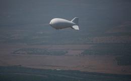 Quân đội Mỹ đang dùng khinh khí cầu chạy bằng năng lượng mặt trời để do thám