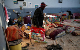 Xung đột và suy thoái kinh tế, Libya phải đóng cửa 3 trung tâm tị nạn