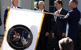 Mỹ tuyên bố thành lập Bộ tư lệnh Vũ trụ: Đánh bại vũ khí Nga - Trung từ trên không