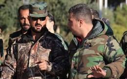 """Tư lệnh biệt đội """"Hùm xám Sa mạc"""": Chiến tướng Syria được Tổng thống Putin mến mộ"""