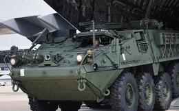 Phiên bản thiết giáp Stryker Mỹ giao cho Thái Lan gây thất vọng tràn trề