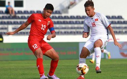 TRỰC TIẾP Giải U15 Quốc tế: U15 Việt Nam vs U15 Hàn Quốc (16h30)