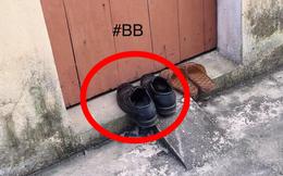 Thấy bức ảnh chụp giày đàn ông ngoài phòng vợ, chồng nhắn hỏi thì nhận câu trả lời khó tin