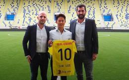 """Sint Truidense chính thức tậu """"Messi Hàn Quốc"""", tương lai Công Phượng bị đặt dấu hỏi"""