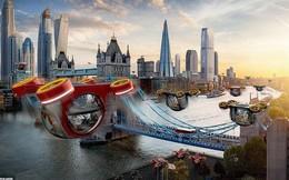 Viễn cảnh thế giới 50 năm nữa: Đường cao tốc dưới nước, taxi bay, du lịch không gian