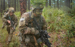 Bên trong trại huấn luyện Căn cứ Không quân Eglin, bang Flirida, Mỹ