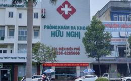 Kiến nghị đình chỉ phòng khám có bác sĩ Trung Quốc ở Đà Nẵng vì khám bệnh để vụ lợi