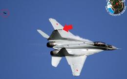 MiG-35 Nga bay rơi một phần cánh khi trình diễn tại MAKS-2019