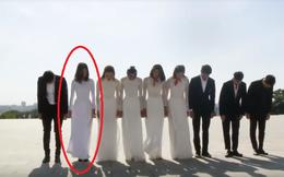 """Dàn mỹ nữ """"Cuộc đua kỳ thú"""" diện áo dài trắng tại Triều Tiên: Đỗ Mỹ Linh lại nổi nhất!"""