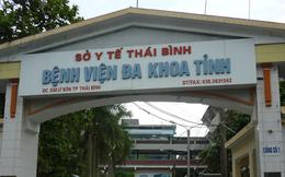 Trộm đột nhập một loạt phòng của lãnh đạo Bệnh viện đa khoa Thái Bình