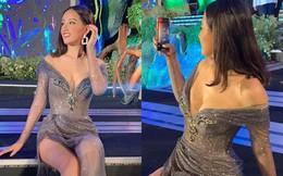 Bị nói suýt lộ khoảnh khắc nhạy cảm trên sóng VTV, Mai Phương Thúy: Tôi có cúi rạp người cũng không thể hở được