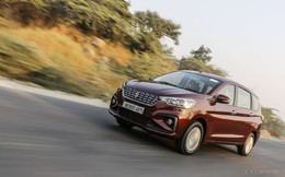 Cận cảnh mẫu MPV 7 chỗ mới của Suzuki giá chỉ hơn 200 triệu đồng