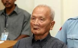 """""""Anh Hai"""" của chế độ diệt chủng Khmer Đỏ qua đời"""