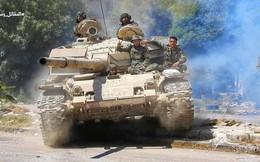 """Chiến sự Syria: Ngoan cố không chịu rút khỏi vùng phi quân sự, phiến quân lĩnh đủ """"đòn thép"""" của quân đội Syria"""