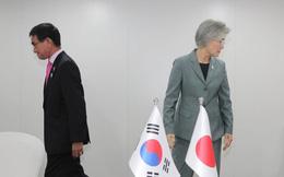"""Căng thẳng Nhật Bản - Hàn Quốc chạm """"lằn ranh đỏ"""""""
