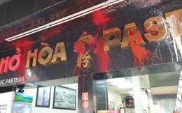 Tạm giữ em rể chủ quán phở Hòa Pasteur nổi tiếng Sài Gòn