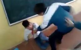 Đùa nghịch cùng bạn học, bé trai bị ngòi bút chì đâm vào mắt