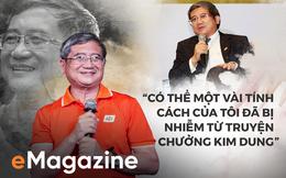 """Phó chủ tịch FPT Bùi Quang Ngọc: """"Tôi chưa thấy người đàn ông nào mà tôi quen biết lại không sợ vợ"""""""